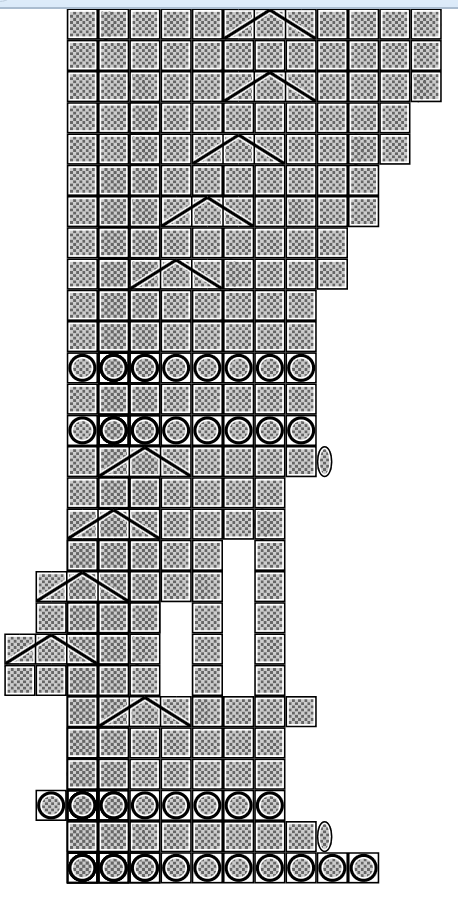 Google Summer of Code 2016 Blogpost 4 - Knitting Pattern Conversion